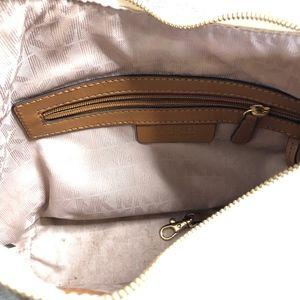 Michael Kors Bags - Michael Kors Isabella Signature Logo Handbag